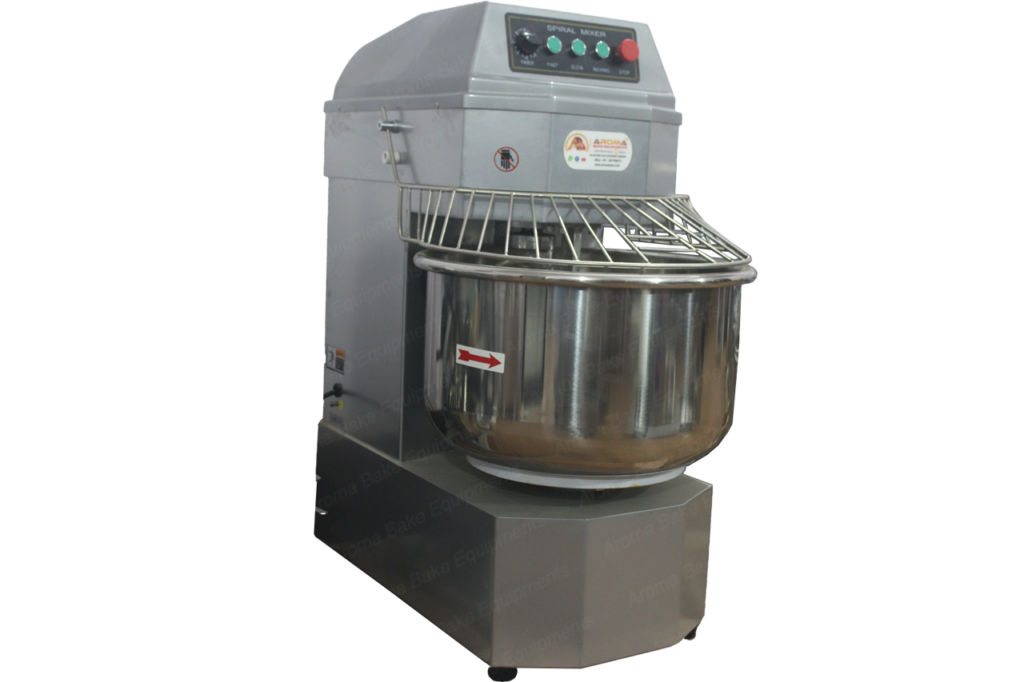 list of bakery machines